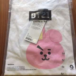 BT21 COOKY Graphic tee size M