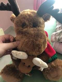 Boneka rusa (reindeer)