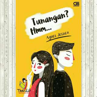 ebook - Tunangan? Hmm