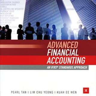 Advanced Financial Accounting: An IFRS Standards Approach