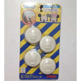 TOMY Disney Baby Safety Table Corner Protectors