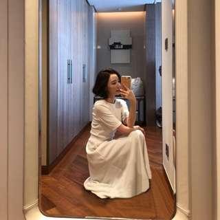 法式優雅氣質顯瘦值得入赫本傘擺洋裝