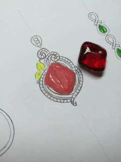 私人原創高端珠寶訂製,可附證書。有意私聊,無意嫻聊。