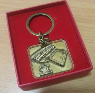 NDP 2017 limited edition Keychain