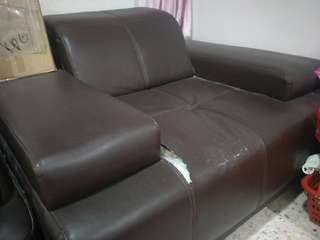 Sofa 2seaters + 1seater