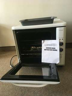 La Germania Electric Oven