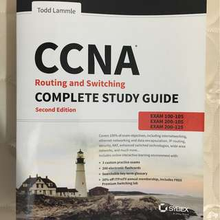 CCNA new book