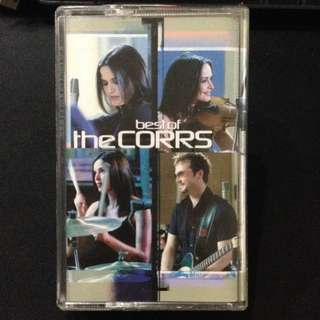The Best of The Corrs Cassette