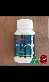 Marine Collagen (Fish Protein) maintaining skin nail and joint health