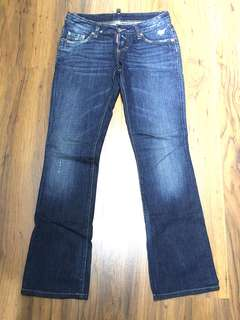 Authentic Dsquared 2 women's jeans