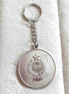 (2000年)香港警察PTU --鍍銀匙扣