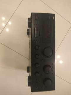 JVC RX-516V Audio/video control receiver