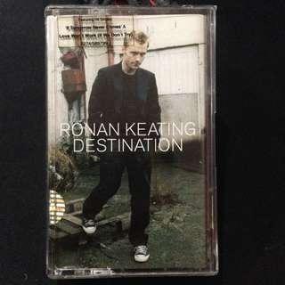 Ronan Keating - Destination Cassette