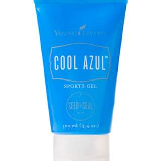 🚚 Young Living Cool Azul Sports gel