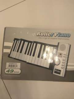 Rolling piano