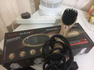 Saint Algue Heating and Straightening Brush