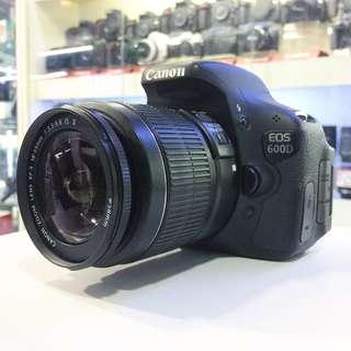 Canon 600D kit set