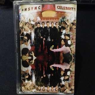 NSync Celebrities Cassette