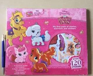 BN Disney Princess Palace Pets