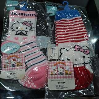 🚚 凱蒂貓襪子