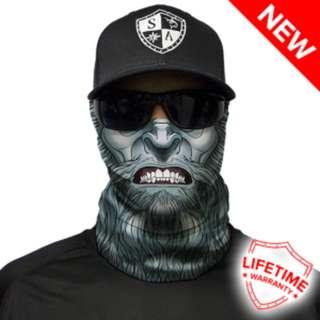 SA Co. Face Shield: Abominable Monster
