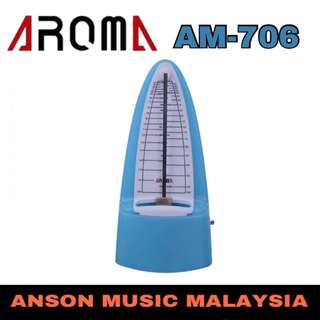 Aroma Mechanical Metronome AM-706, Blue