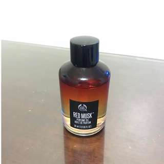 Red Musk Perfume Oil by The Body Shop (30ml)