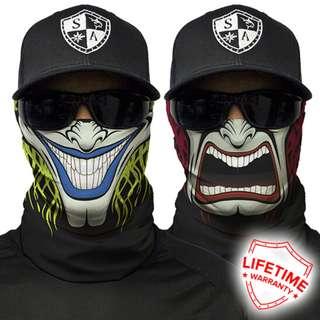 SA Co. Face Shield: 2 Sided