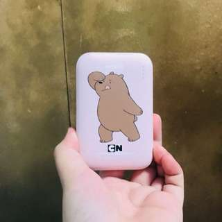 We bear bears powerbank