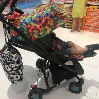 Quinny Zapp Xtra Q Design Stroller (Vivid Colors)
