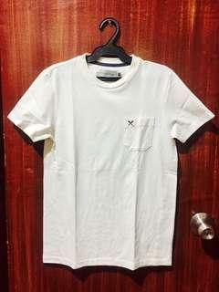 Regatta Cream Pocket T-Shirt XS