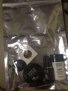 Makeup Forever make up set全新,全部最Top Sale 產品,