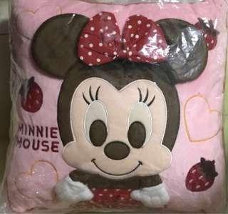 Minnie Mouse Cushion 30cmx30cm