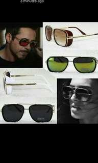 Avenger Tony Stark Matsuda Sunglasses