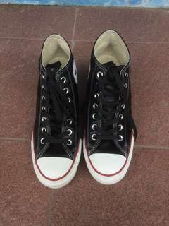 Converse Wedges Leather Original