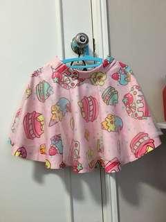Kawaii Pink Skirt