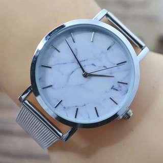 雲石紋手錶