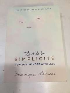 Simplicite- how to live more with less
