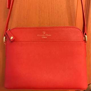 Authentic Samantha Thavasa sling bag from japan