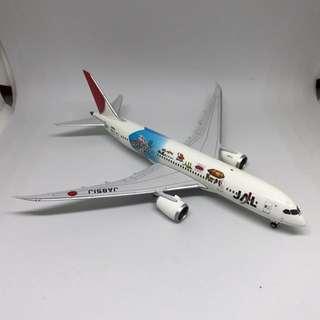 JAL Boeing 787-8 Phoenix Models 1/400