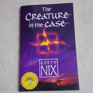 The Creature in the Case by Garth Nix