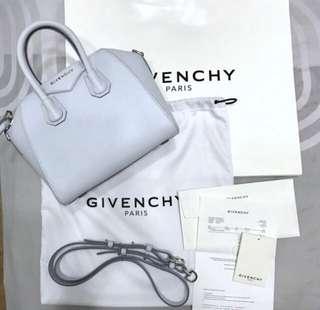 Givenchy Antigona Mini Sky Blue