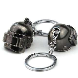 PUBG LVL 3 Helmet Keychain