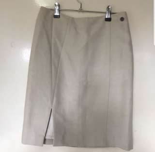 David lawrence work skirt xs