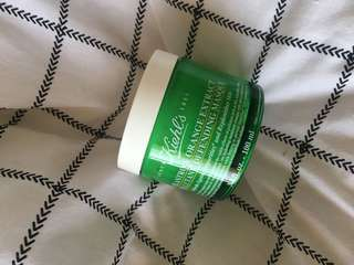 KIEHLS cilantro & orange extract face mask