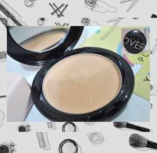Make over creme foundation no. 02 classic congo.