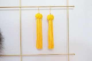 {Instock} Oriental Tassel Earrings