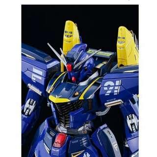 Metal Build Gundam F91 (Harrison Maddin Custom)