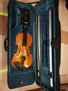 Eurostring Violin model 200 size 3/4