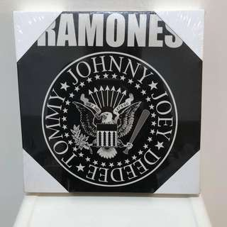 NEW Ramones Band Wall Art Canvas Frame